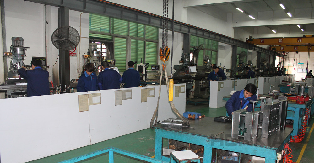 Plastic Injection Molding Factory