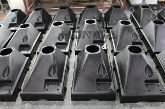 Reaction Injection Molding Large Parts