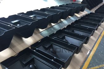 Reaction Injection Molded Low Volume Parts